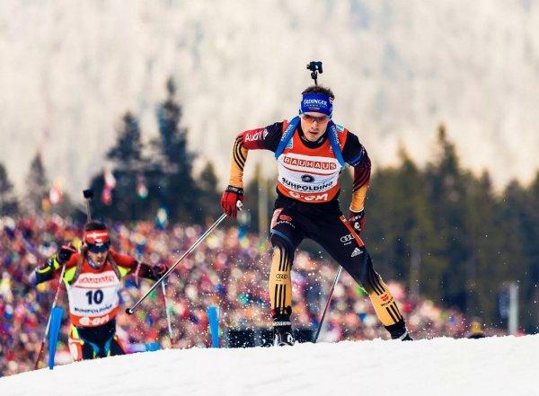 Российские биатлонисты выступят в индивидуальной гонке на КМ в Эстерсунде