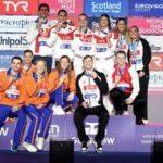 Российские спортсмены лидируют в общекомандном зачёте Чемпионата Европы по плаванию на короткой воде