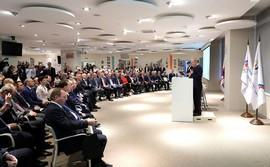 Российский международный олимпийский университет в Сочи отмечает 10-летие основания