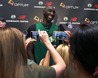 Самый высокий баскетболист НБА стал дирижером