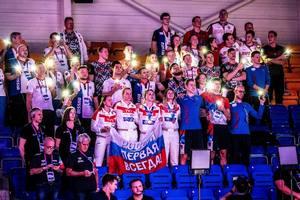 Сборная России одержала победу в общекомандном зачёте на Чемпионате Европы по плаванию на короткой воде