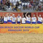 Сборная России по пляжному футболу – бронзовый призёр Чемпионата мира
