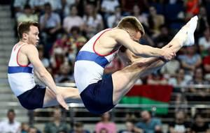 Сборная России выиграла общекомандный зачёт Чемпионата мира по прыжкам на батуте
