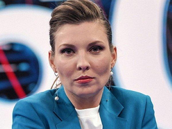 """Скабеева дозвонилась до Зеленского в программе """"60 минут"""""""