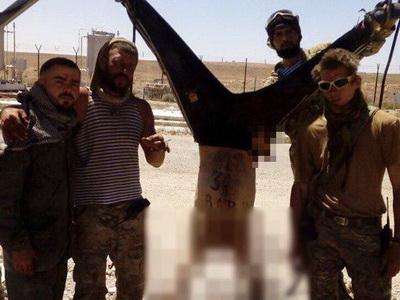 СМИ раскрыли личности бойцов ЧВК Вагнера, казнивших сирийца