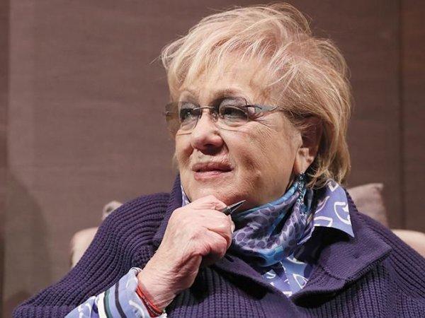 СМИ сообщили об ухудшении состояния Галины Волчек
