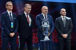 Состоялась жеребьёвка финальной части Чемпионата Европы по футболу 2020 года