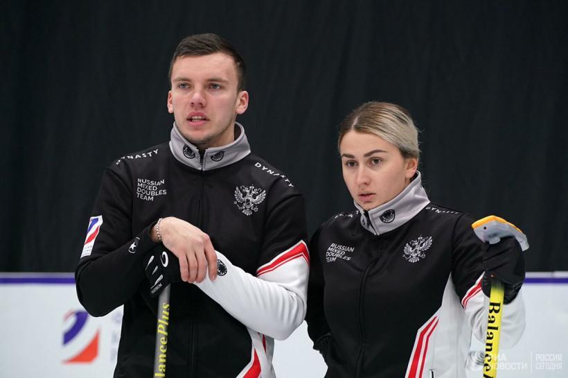 Спортсмены из Подмосковья завоевали золото и бронзу международных соревнований по керлингу