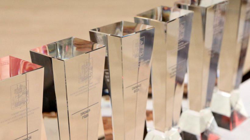 Стали известны победители премий «Живу спортом» и «Лучший по профессии»