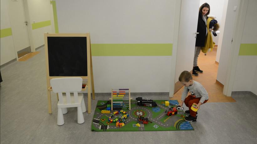 Стартовала поставка оборудования в детскую поликлинику в Химках