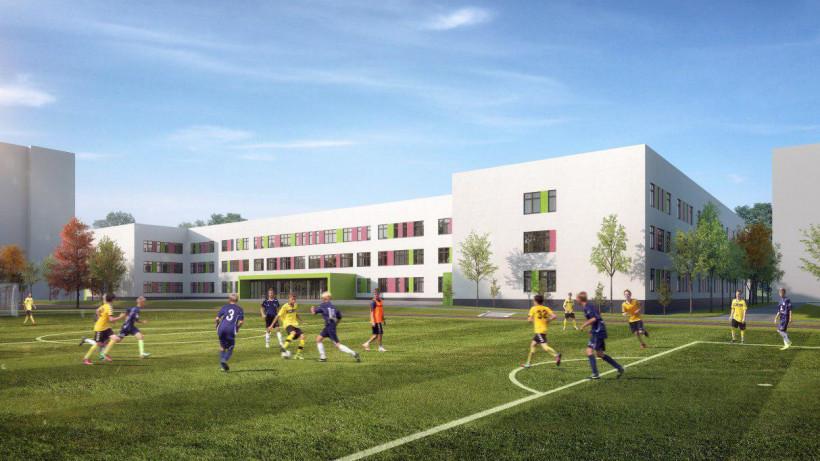 Строительство школы на 825 мест стартовало во Фрязине
