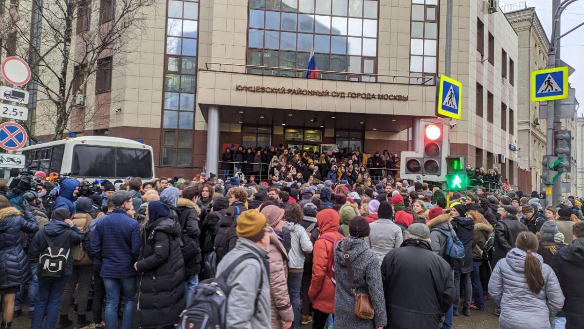 """Суд вынес приговор фигуранту """"московского дела"""" Егору Жукову"""