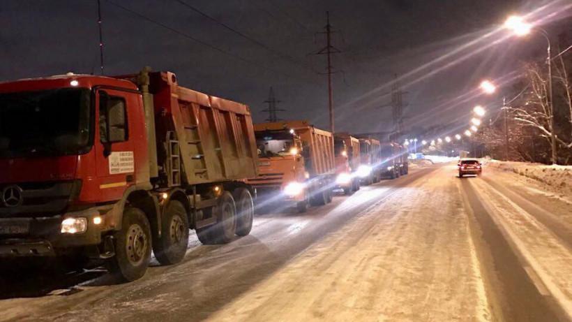 Свыше 600 разрешений для перевозки грузов выдали в Подмосковье в 2020 году