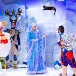 Театрализованная игровая программа «Почтальон новогодних приветов»