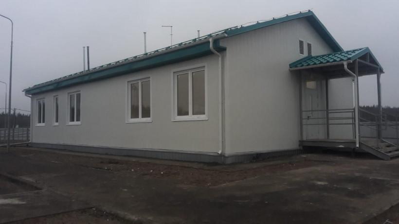 Три фельдшерско-акушерских пункта построили в Шатуре