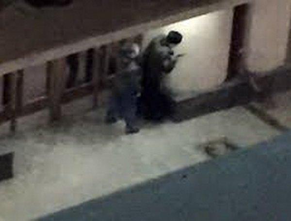 """""""Тут война!"""": стали известны детали перестрелки у здания ФСБ"""