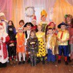 Утренник «Волшебный мир новогодних сказок»