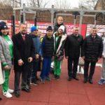 В Батайске завершено обустройство площадки для приёма нормативов комплекса ГТО