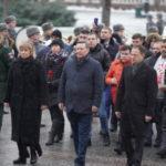 В День Неизвестного солдата Владимир Мединский и Сергей Иванов почтили память павших в боях за Родину