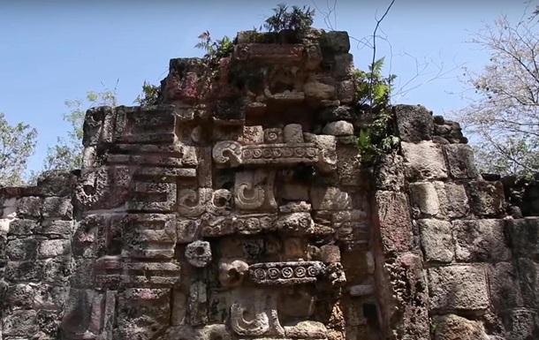 В джунглях Мексики нашли тысячелетний дворец майя