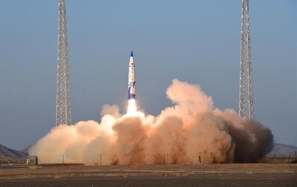 В Китае запустили коммерческую суборбитальную ракету