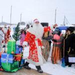 V Районный фестиваль «Зима по-русски»