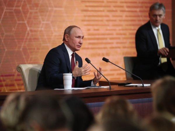 """""""Вы там поковыряйтесь"""": Путина прямо спросили про бизнес дочерей"""