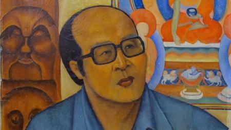 Выставка бурятского искусства в Музее Востока