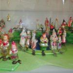 Выставка«Старые новогодние игрушки»