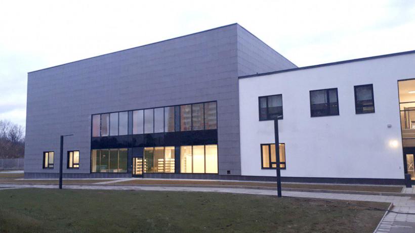 Застройщик известил Главгосстройнадзор о завершении строительства школы в Ленинском округе