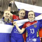 Женская сборная России по гандболу – бронзовый призёр Чемпионата мира