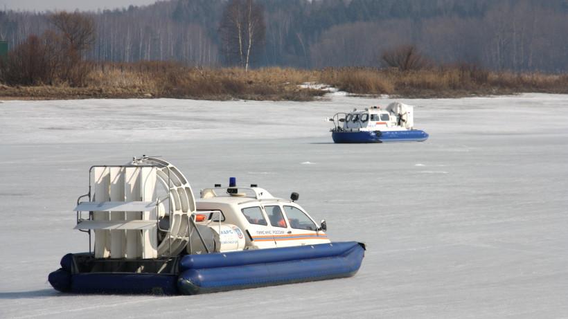 Жителям региона рассказали, как определить прочность льда на водоеме