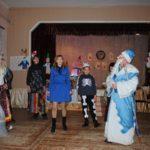 «Звёздный час Деда мороза и Снегурочки!»(новогодний бал маскарад)