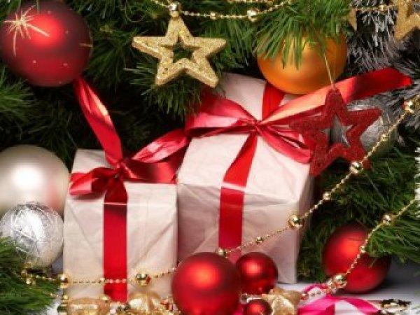 1 января отмечается Новый Год