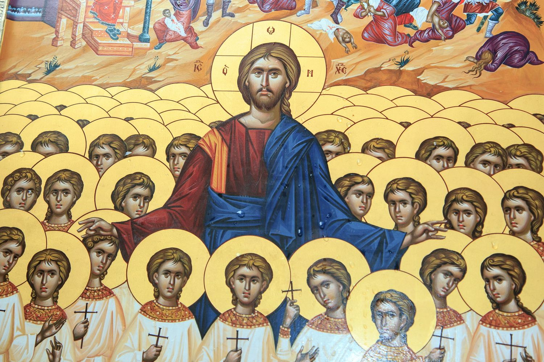 11 января отмечается праздник Мучеников 14 000 младенцев