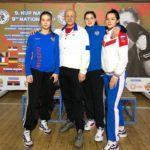 3 золота и 3 серебра завоевали подмосковные спортсменки на международных соревнованиях по боксу