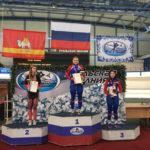 4 медали завоевали подмосковные конькобежцы в стартовый день Первенства России