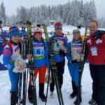 Анастасия Гореева выиграла серебро юниорского Первенства мира по биатлону
