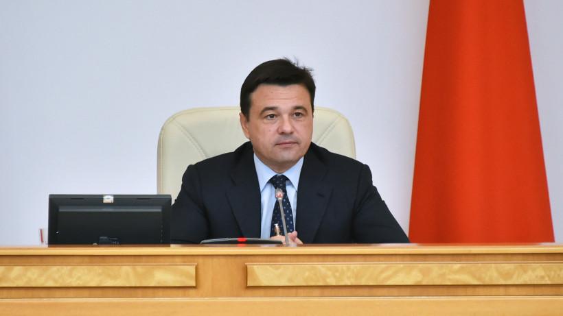 Андрей Воробьев вошел в тройку самых упоминаемых в соцмедиа губернаторов за 2019 год