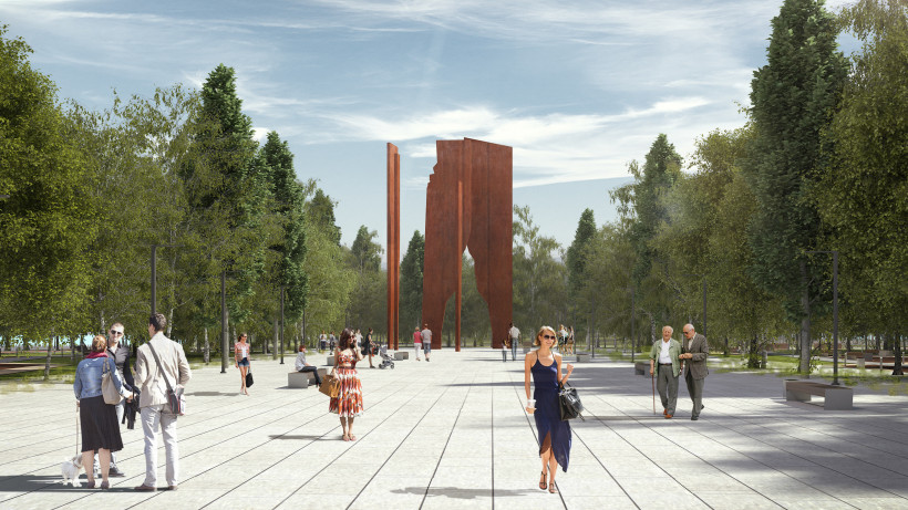 Благоустройство исторического центра Орехово-Зуева продолжат в 2020 году