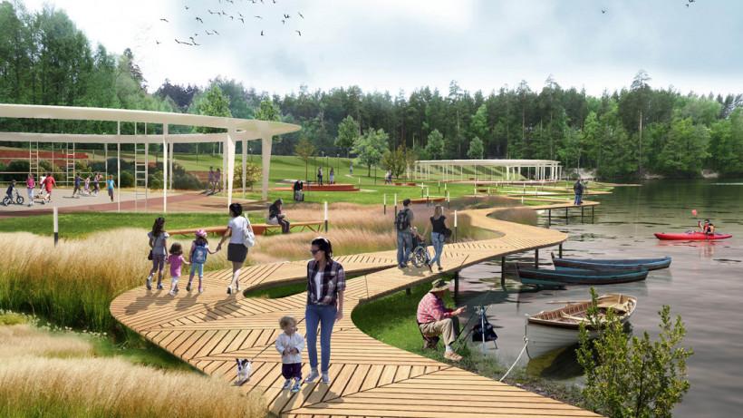Более 12 млрд руб. потратят на создание комфортной городской среды в регионе в 2020 году