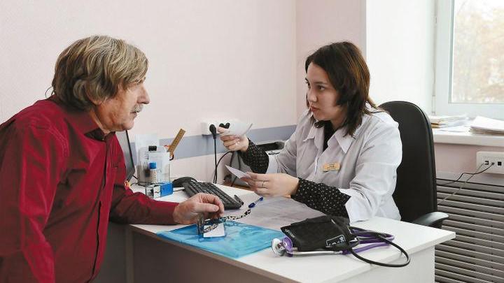 Более 230 медицинских специалистов придут на работу в села Подмосковья в 2020 году