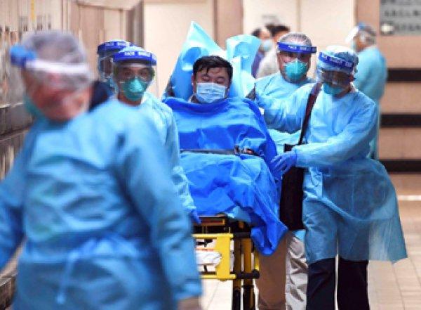Число заразившихся вирусом 2019-nCoV в КНР выросло до 876 человек, погибли 26