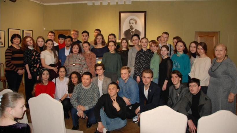 День рождения А. П. Чехова отметили гала-концертом победителей конкурса чтецких работ