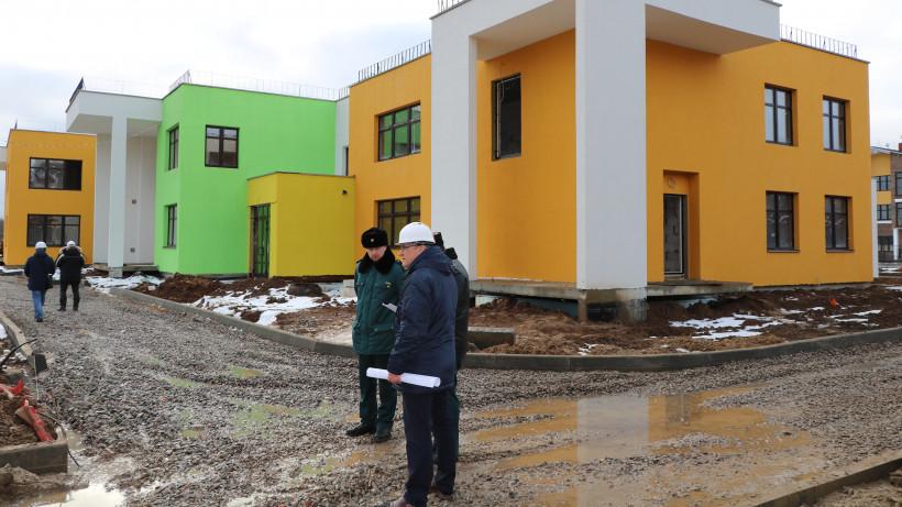Детский сад на 120 мест построят в Красногорске в июне