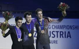 Дмитрий Алиев принёс сборной России первое за восемь лет «золото» в мужском одиночном катании Чемпионата Европы; Артур Даниелян – серебряный призёр