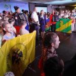 Фестиваль-конкурс «Рождественская ёлка «Казачий круг» прошел в Москве