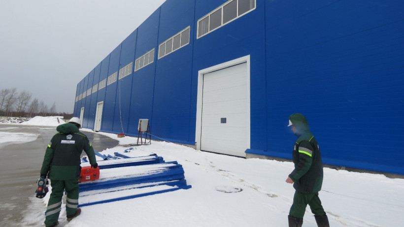 Главгосстройнадзор проверили 11 строящихся в Подмосковье объектов на прошлой неделе