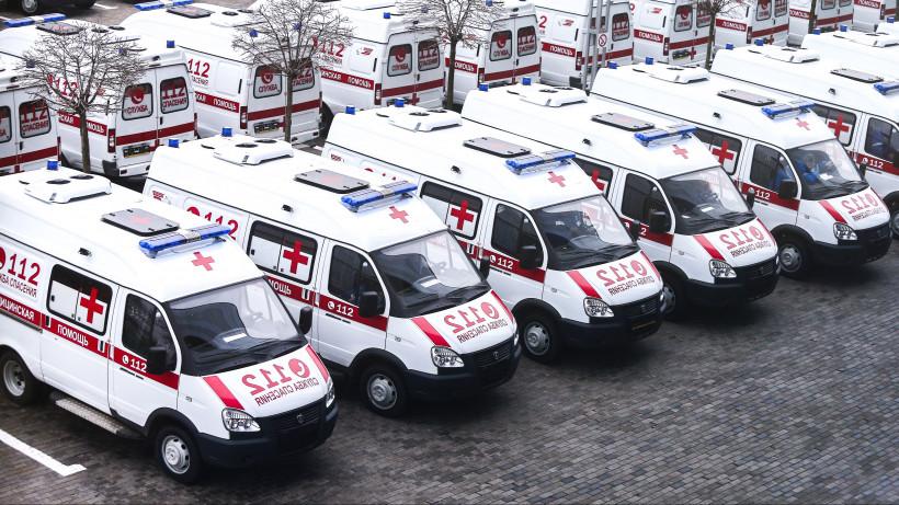 Губернатор: В Подмосковье повысят эффективность работы скорой помощи