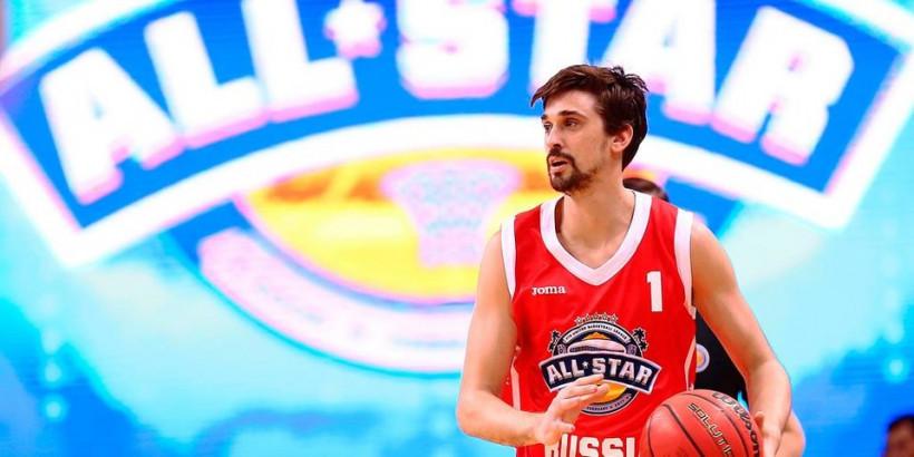 Игроки баскетбольных «Химок» примут участие в Матче Всех Звезд Единой лиги ВТБ